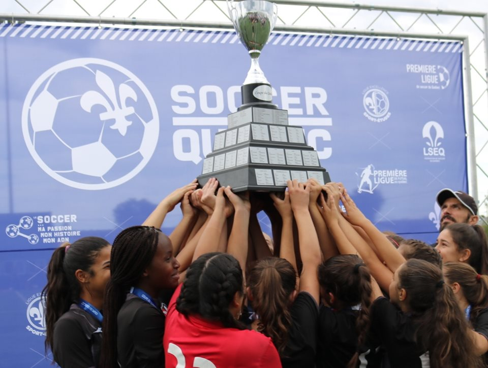 Soccer Québec – Scholarship For Female Soccer Development – Respect Group Inc.